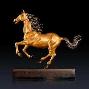 铜马工艺品